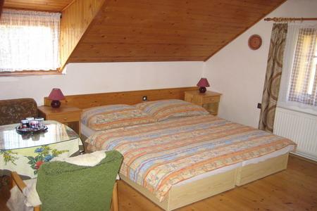Ubytování Jizerské hory - Penzion v Albrechticích - pokoj