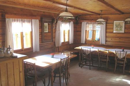 Ubytování Jizerské hory - Penzion v Albrechticích - restaurace